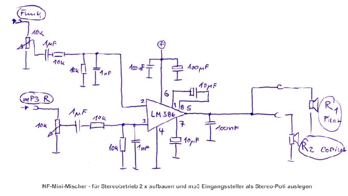 Anschluss MP3-Player - Seite 2 - Ultraleichtfliegen Forum - ulForum.de